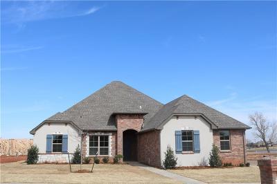 Edmond OK Single Family Home For Sale: $289,990