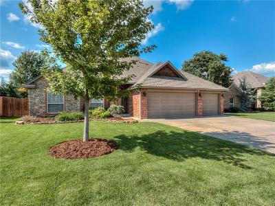 Choctaw Single Family Home For Sale: 13161 Whitebud Place