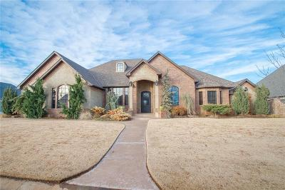 Oklahoma City Single Family Home For Sale: 1509 SW 113th Place