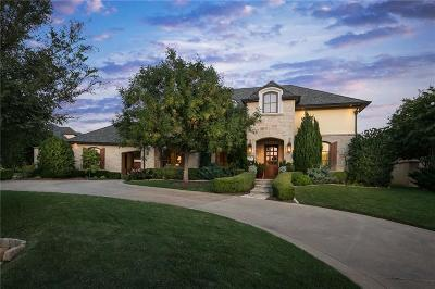 Nichols Hills OK Single Family Home For Sale: $1,950,000