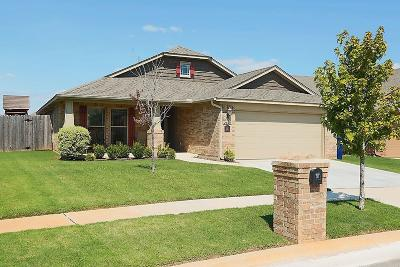 Edmond Single Family Home For Sale: 2509 NW 185th