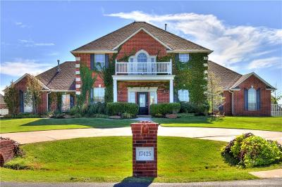 Single Family Home For Sale: 17425 Barrington Hills Lane