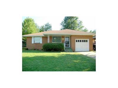 Oklahoma City Single Family Home For Sale: 3808 51st