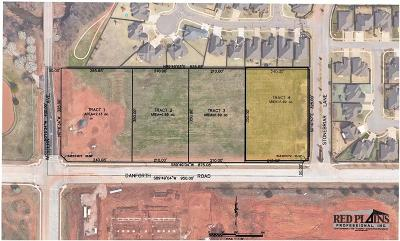 Oklahoma County Residential Lots & Land For Sale: Danforth (192nd) & Western