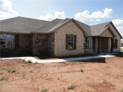 Moore Single Family Home For Sale: 14709 Bella Maria