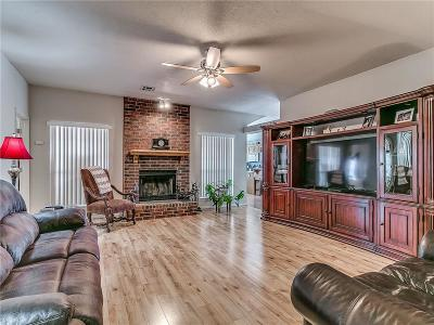 Norman Single Family Home For Sale: 1721 Briarcreek