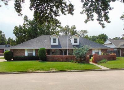 Oklahoma City Single Family Home For Sale: 3101 Eton Avenue