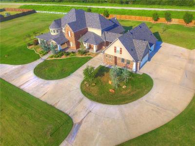 Oklahoma City OK Single Family Home For Sale: $899,000