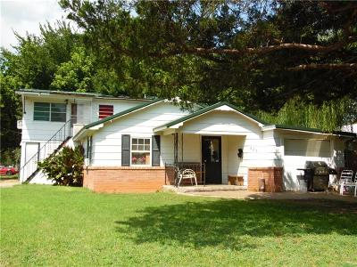 Chickasha Single Family Home For Sale: 828 W Idaho Ave