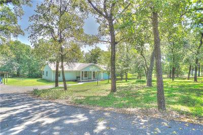 Choctaw Single Family Home For Sale: 3000 S Henney