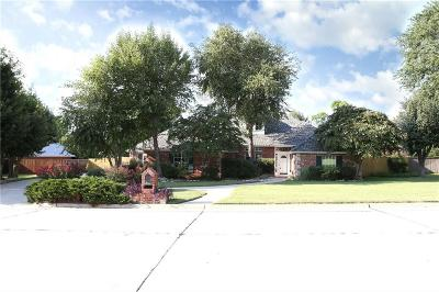 Norman Single Family Home For Sale: 4221 Upper Lake
