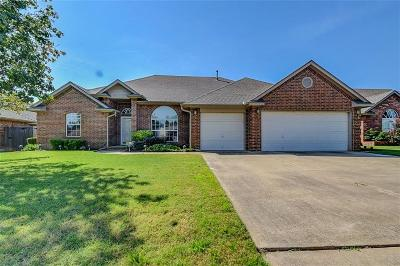 Norman Single Family Home For Sale: 316 Towry