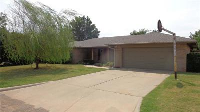 Single Family Home For Sale: 406 E Cameron Drive