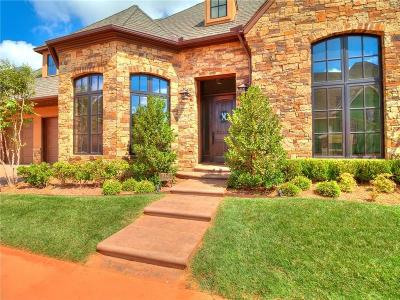 Edmond Single Family Home For Sale: 16445 Scotland Way