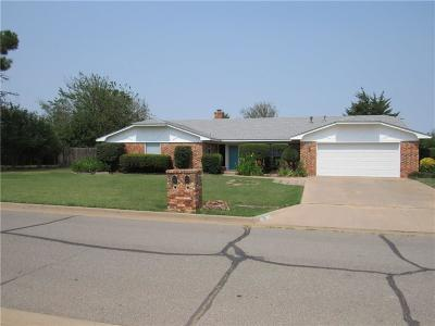 Single Family Home For Sale: 1017 Ranch