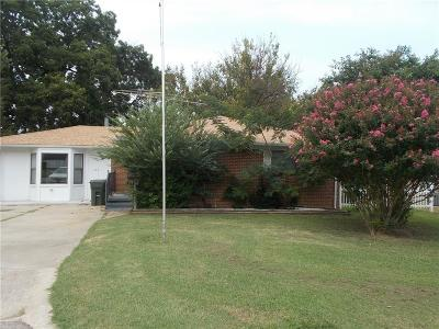 Tecumseh Single Family Home For Sale: 105 Robin Lane