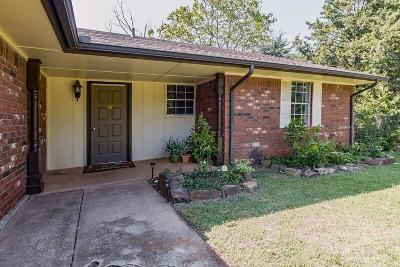 Choctaw Single Family Home For Sale: 1241 Rock Hollow Drive