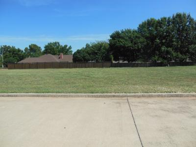 Chickasha Residential Lots & Land For Sale: Country Club Drive