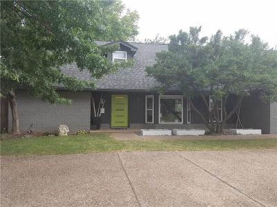 Oklahoma City Single Family Home For Sale: 8017 Lakehurst Drive