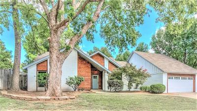Norman Single Family Home For Sale: 2901 McGee Drive