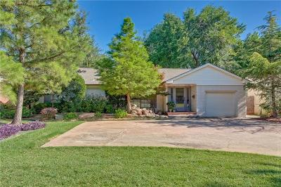 Nichols Hills OK Single Family Home For Sale: $499,000