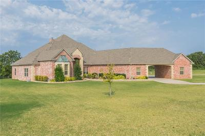Norman OK Single Family Home For Sale: $487,500