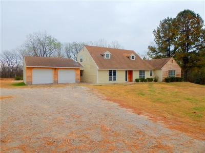 Tecumseh Single Family Home For Sale: 20135 Stream Hollow Avenue