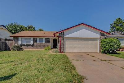 Single Family Home For Sale: 10005 S Winston Way