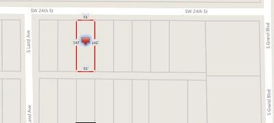 Oklahoma City Residential Lots & Land For Sale: 3136 SW 24th Street