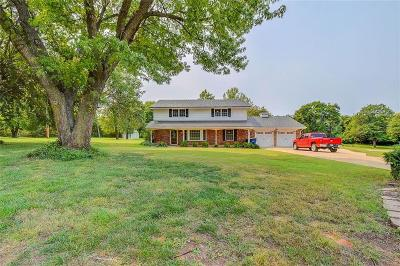 Choctaw Single Family Home For Sale: 13700 NE 8th Street