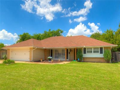 Oklahoma City Single Family Home For Sale: 4701 NW 59th Terrace