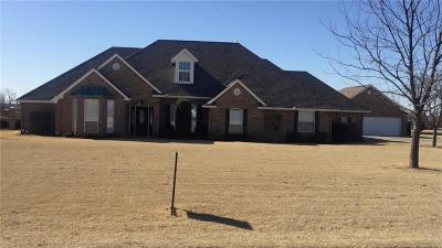 Tuttle Single Family Home For Sale: 824 County Street 2921