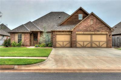 Oklahoma County Single Family Home For Sale: 19805 Crest Ridge Drive