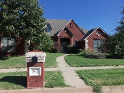 Edmond Single Family Home For Sale: 509 NW 160th