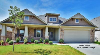 Single Family Home For Sale: 18841 Vea Drive