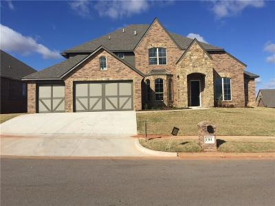 Edmond Single Family Home For Sale: 1301 NW 189th Street