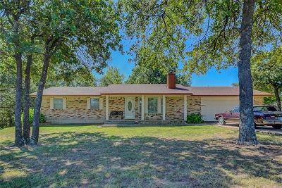 Harrah Single Family Home For Sale: 19046 Ranchwood Lane
