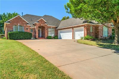 Edmond Single Family Home For Sale: 648 Wildmeadow Drive