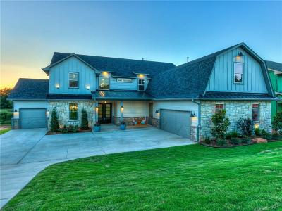 Edmond Single Family Home For Sale: 1325 Sadie Creek