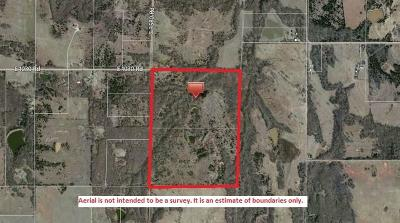 Lincoln County Residential Lots & Land For Sale: N 3580 139.68 Ac M/L