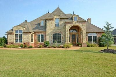Edmond Single Family Home For Sale: 309 NW 150th Court