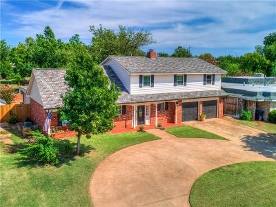 Oklahoma City Single Family Home For Sale: 12704 Saint Andrews Drive