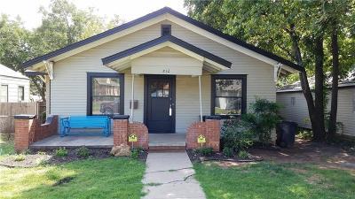 Oklahoma City Single Family Home For Sale: 812 25th Street