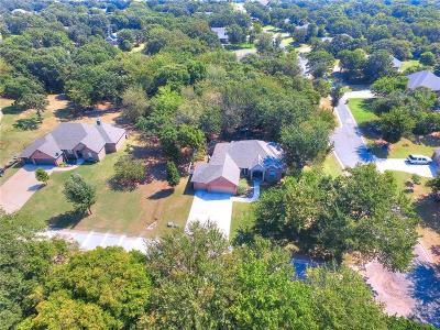 Guthrie Single Family Home For Sale: 12600 Sweet Point