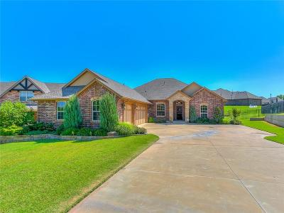 Oklahoma City OK Single Family Home For Sale: $350,000