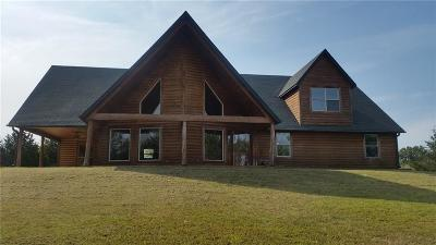 Purcell Single Family Home For Sale: 20372 State Highway 39