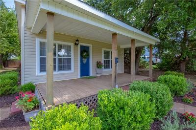 Chickasha Single Family Home For Sale: 1101 S 6th Street
