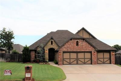 Choctaw Single Family Home For Sale: 13165 Red Oak