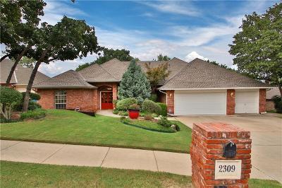 Edmond Single Family Home For Sale: 2309 Saint Annes Drive