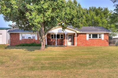 Norman Single Family Home For Sale: 5735 N Blue Lake